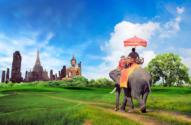 Thailand Rundreise © potowizard - Fotolia.com