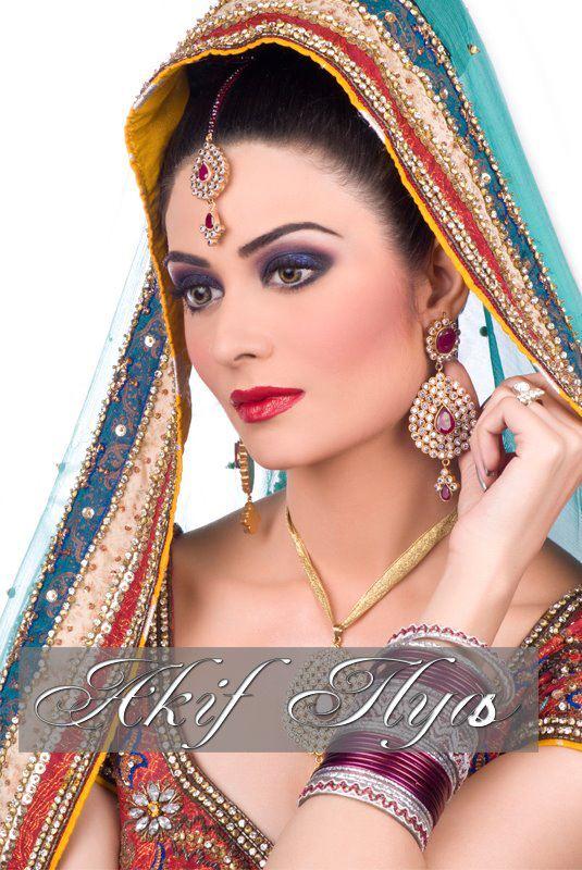 Celebrity Weddings: Madiha Iftikhar Wedding Pics