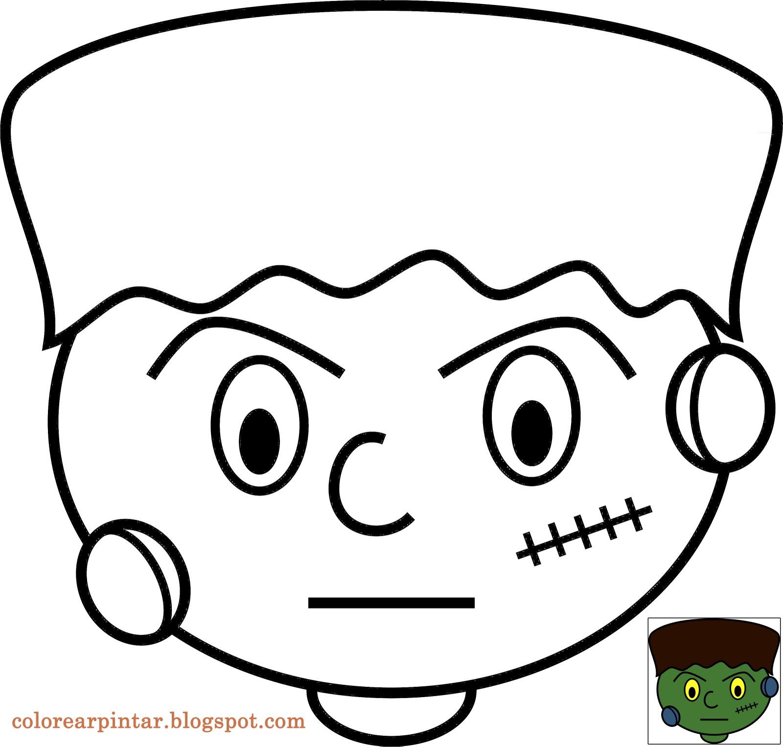 Vistoso Novia De Frankenstein Para Colorear Regalo - Ideas Para ...