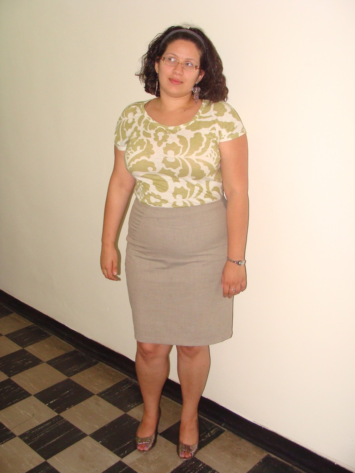 260 Days, No Repeats: Unposted Outfits: Summer 2011