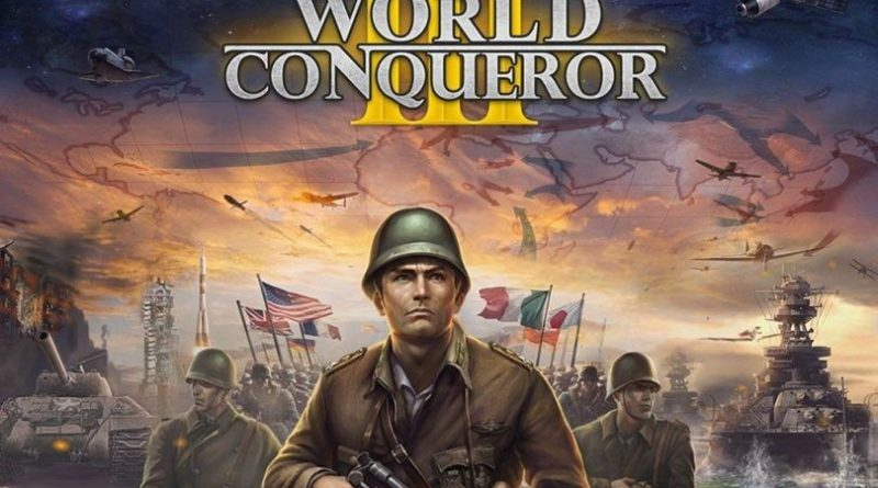 تحميل لعبة world conqueror 3 مهكرة