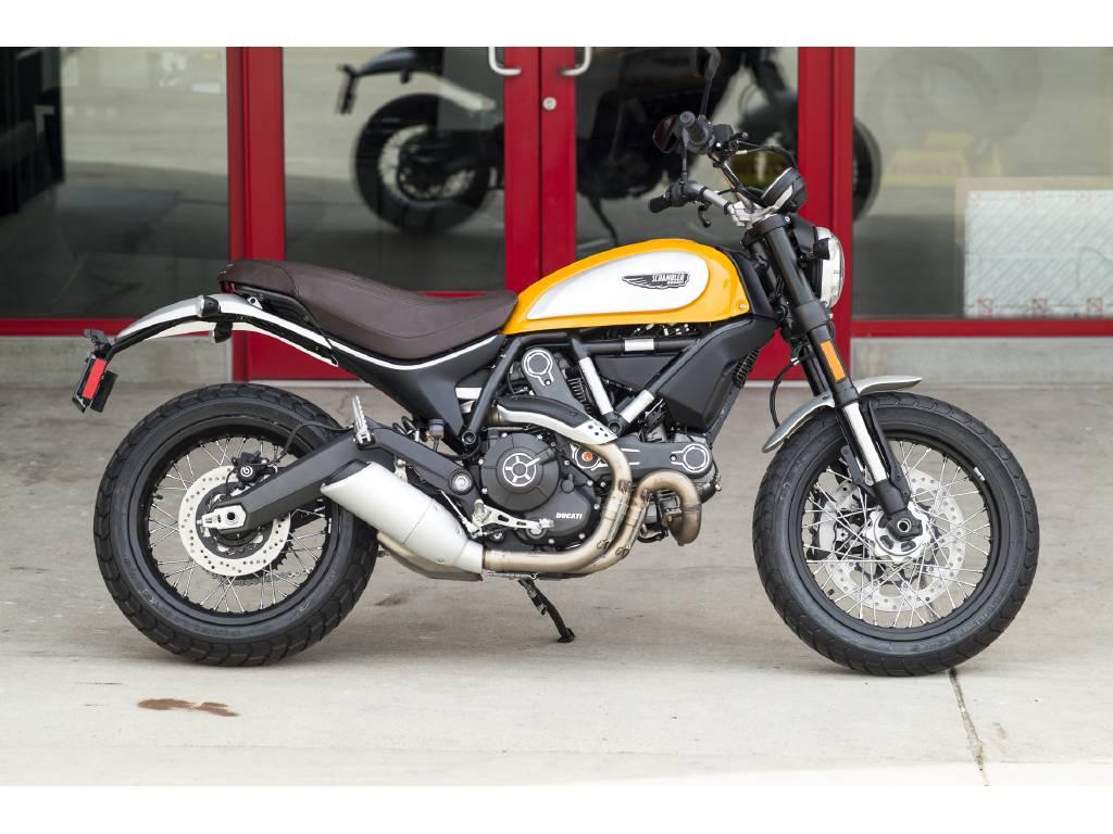 2016 Ducati Scrambler Sixty2 Hd Wallpaper