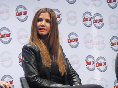 Charisma Carpenter Buffy Reunion Comic Con Paris 2013