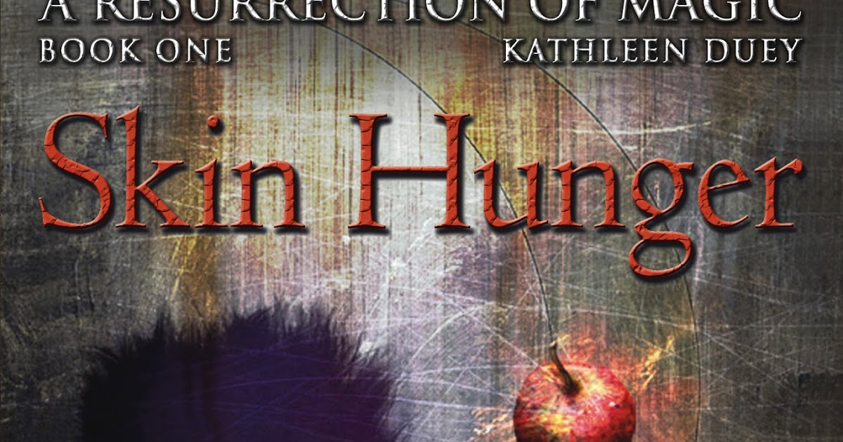 Strange at Ecbatan: Birthday Review: Skin Hunger and Sacred
