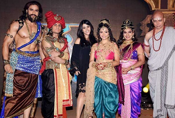 Chandra Nandini Star Plus Serial  Star Casts, News and pictures