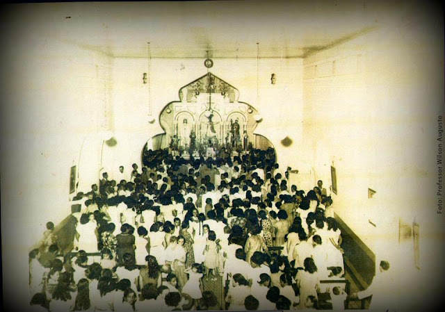 Paróquia Nossa Senhora da Boa Hora e São Roque – 1955