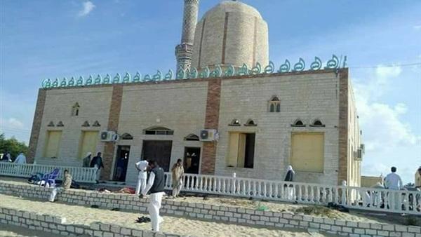 مسجد الروضة ببئر العبد