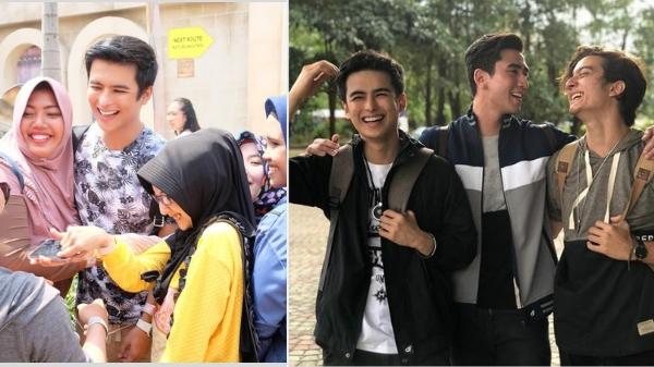 Filipino actor stars as F4 member in Indonesian 'Meteor Garden'