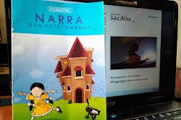 Resensi Buku Dongeng Anak - Kisah Putri Buruk Rupa