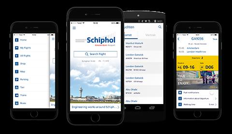 Schiphol App