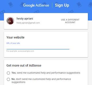 Cara Agar Blog Kamu Terpasang Iklan Google Adsense