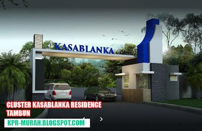Cluster Kasablanka Residence Tambun Bekasi