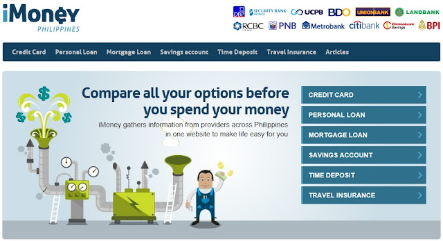 Financial Comparison Website iMONEY arrives in the Philippines