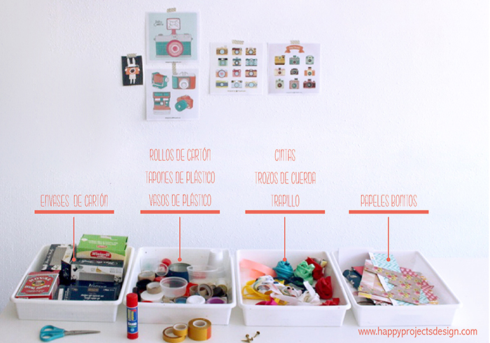juguetes handmade camaras de fotos