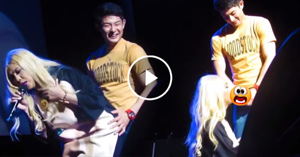 Vice Ganda's Scandal In A Concert Held In Japan! Shocking! With Alex Ryota Umezu Hotboy
