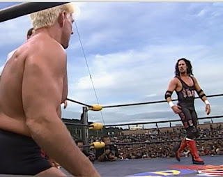 WCW Road Wild 1997 Review - Nature Boy Ric Flair faced Syxx