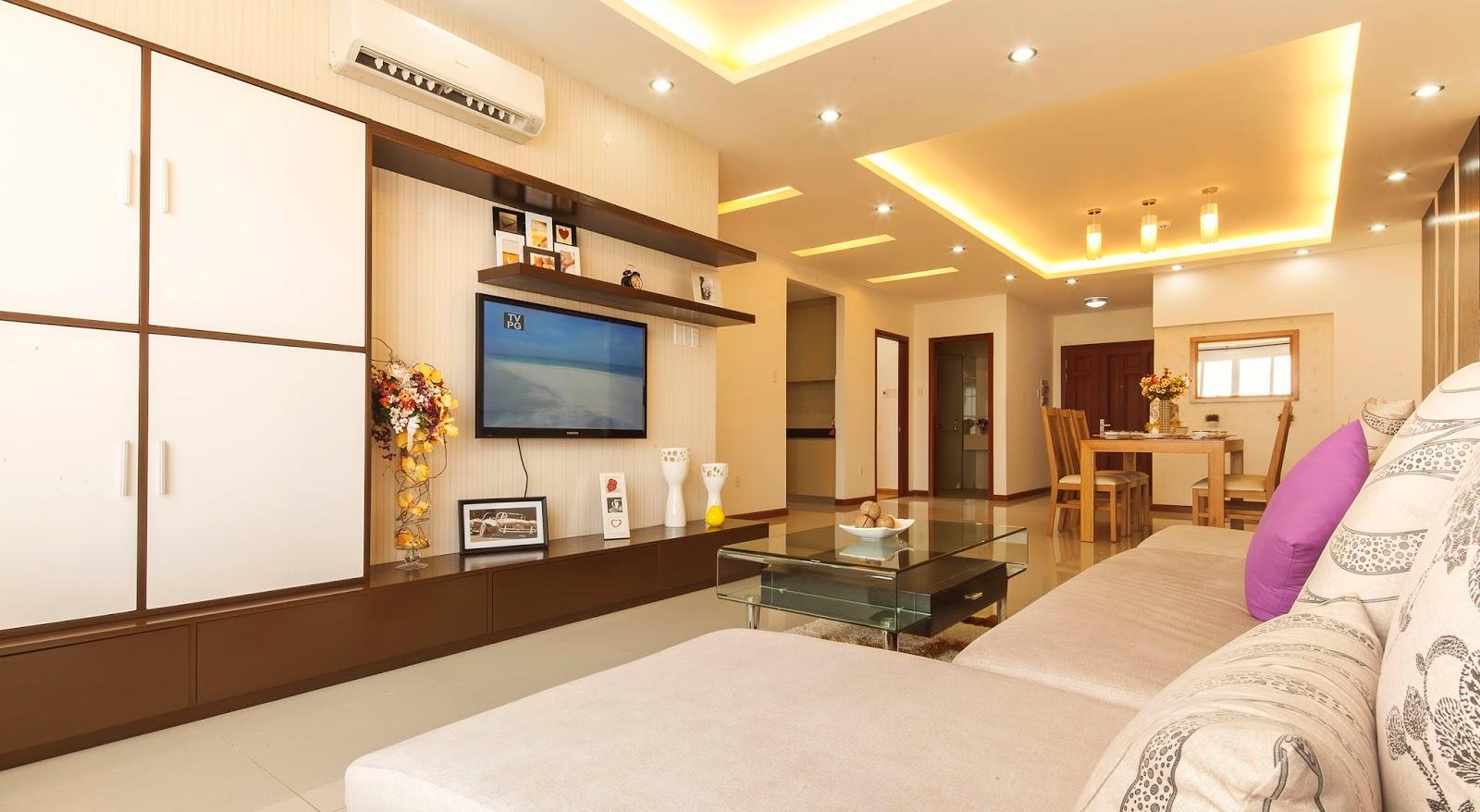 Bên trong căn hộ Condotel FLC Hải Phòng