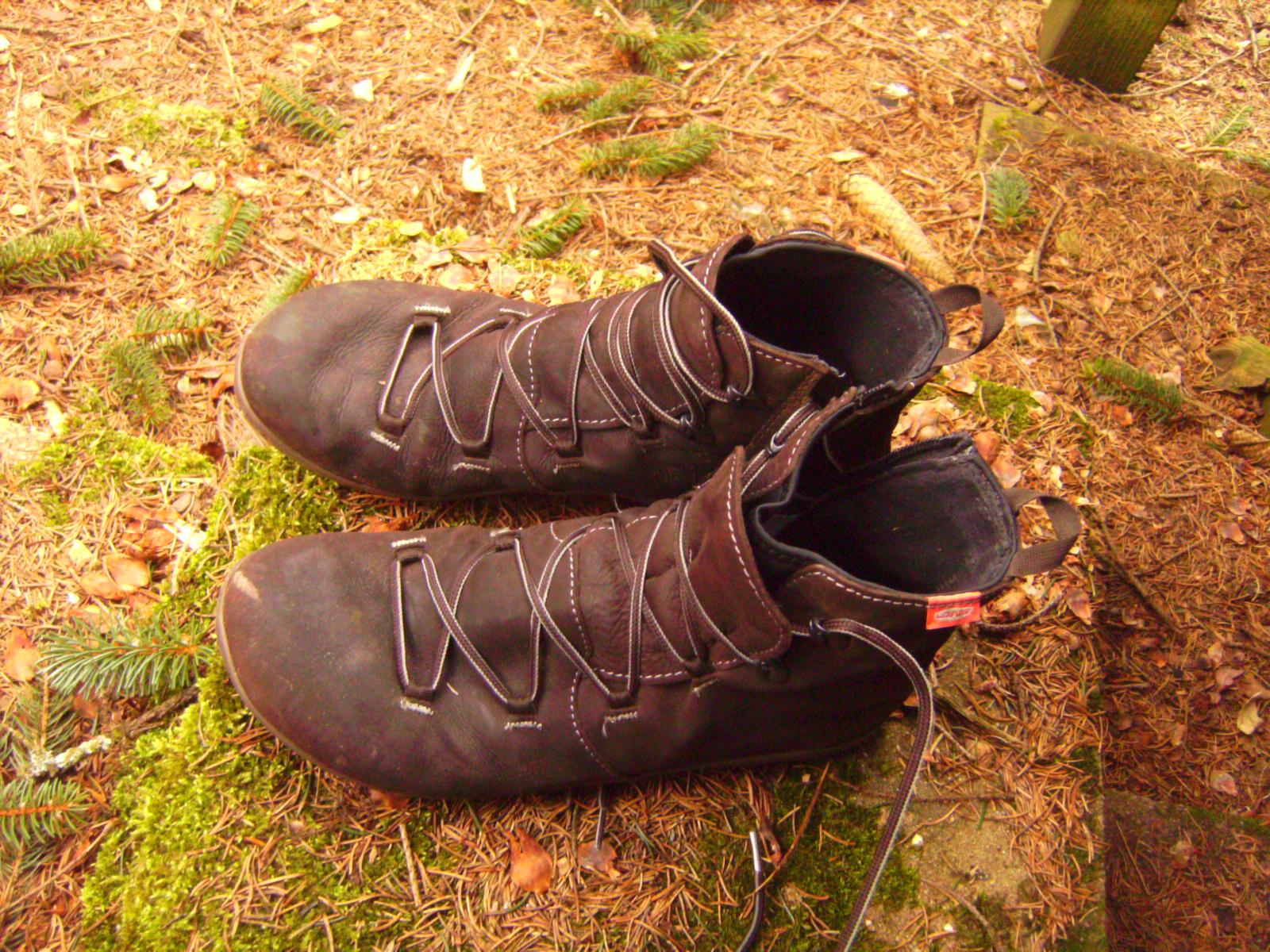 Fimbulmyrk: Short review of Lizard Moro Mid stalking shoes