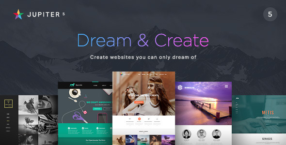 Jupiter v5.0.7.2 - Multi-Purpose Responsive Theme