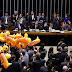 Metade do PMDB abandonou Michel Temer na terceirização
