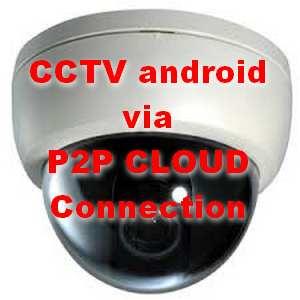 Cara Setting CCTV di android dengan P2P Cloud