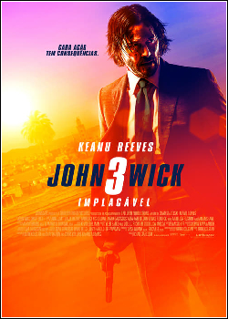 Capa John Wick 3 : Parabellum Dublado