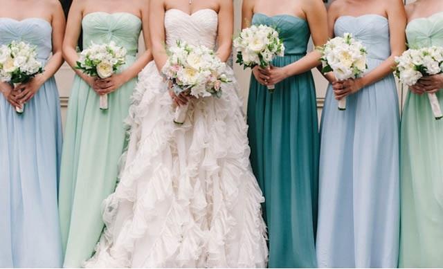 damas de honor, ¿cómo vestirse?   a todo confetti - blog de bodas y