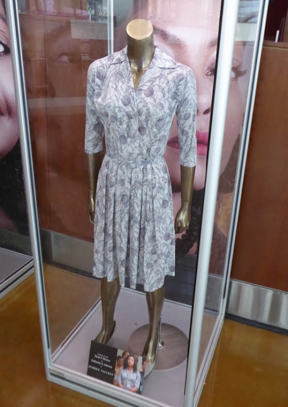 Taraji P Henson Hidden Figures Katherine Johnson film costume