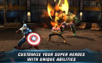Download Marvel: Avengers Alliance 2