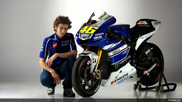 Inilah Ungkapan Rossi Mengenai Mengapa Dirinya Masih Eksis Di Dunia MotoGP