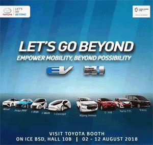 Toyota Promo Agustus 2018