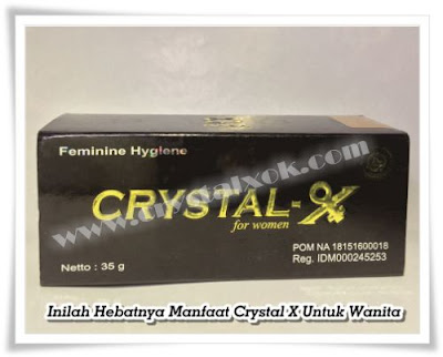 gambar contoh manfaat crystal x