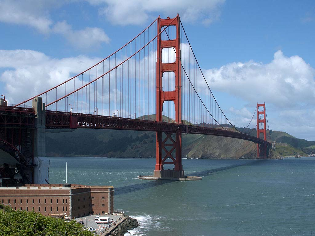 Golden Gate Bridge   Amazing Bridges