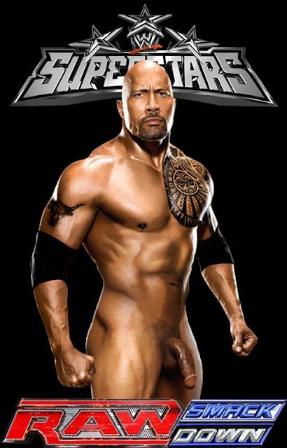 The rock porn fakes excellent porn