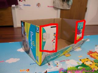 開放式寶寶書櫃步驟