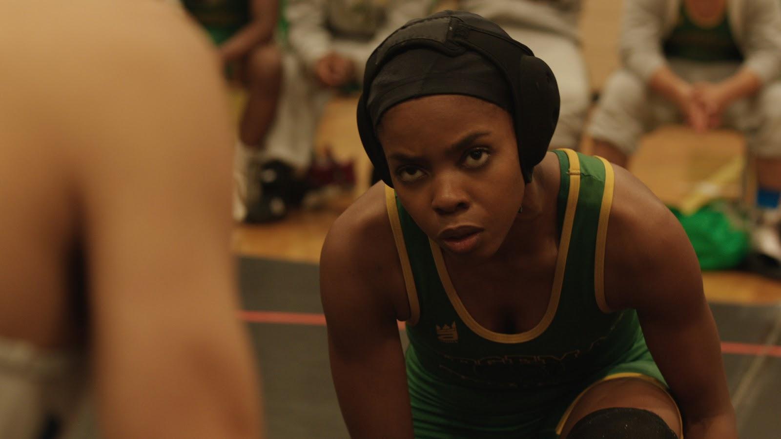 MOVIES: Hitting the Mat with the Cast and Director of First Match
