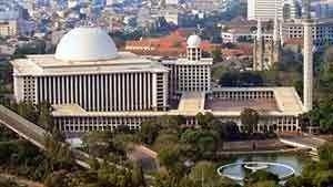 7 Masjid Termegah Dan Terbesar Di Indonesia