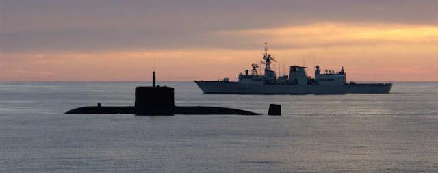 Kapal-kapal Hantu Inggris Dengan Muatan Plutonium Cukup Untuk 80 Hulu Ledak Nuklir