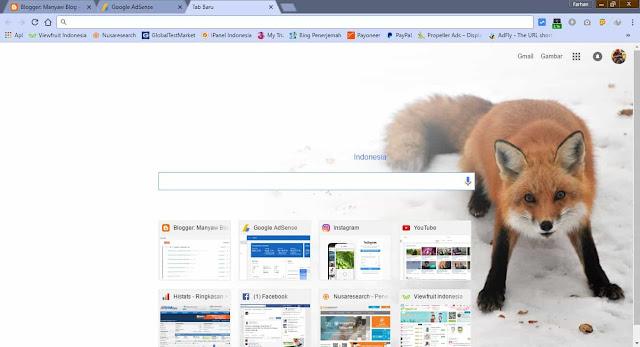 Desain tema pada halaman utama Google Chrome, Tema Browser Keren, Tema Bagus, Tema Google Chrome, Desain Halaman Utama, Tema Halaman Utama Google Chrome
