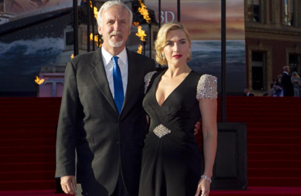 Avatar: Kate Winslet volta a reunir-se com James Cameron