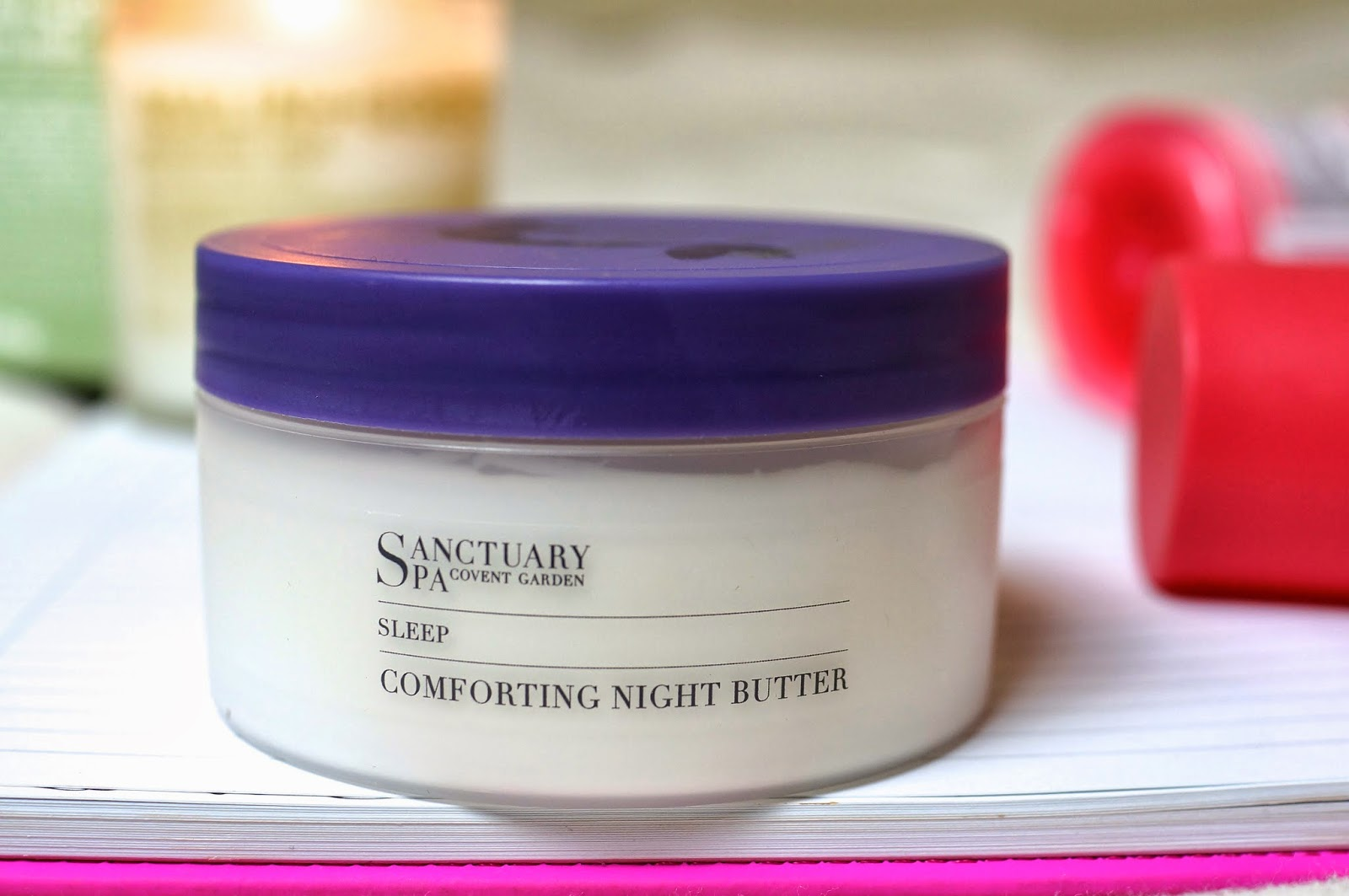 Sanctuary Spa Comforting Night Butter