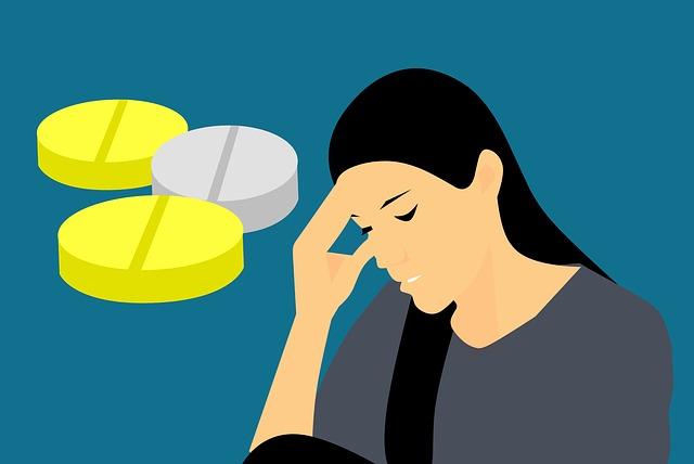 Cara Ampuh Mengobati Sakit Kepala Migrain Yang Berat