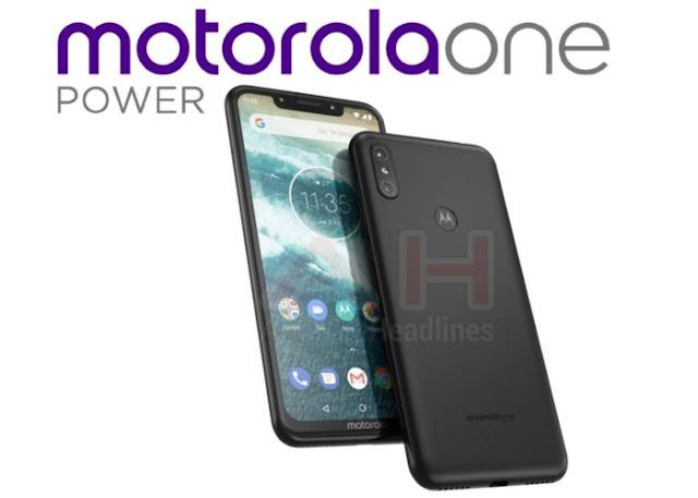 el nuevo telefono de motorola, power one