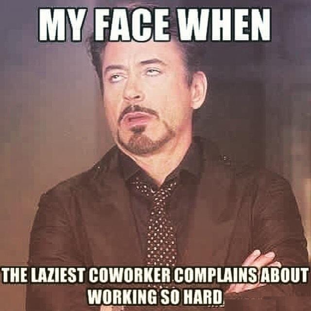Funny Coworker Memes 8