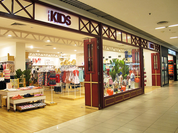 Kid clothing stores