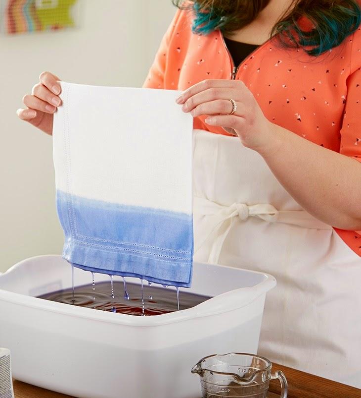 DIY dip dye how-to