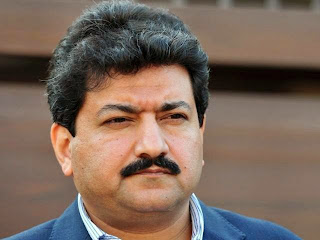 Hamid Mir column against Mubashir Lucman & Zaid Hamid published in 18th July 2013