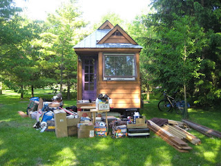 Living in tiny homes was much harder than these people realized by MEGAN WILLETT