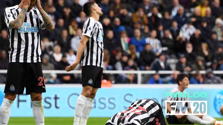 English Premier League – Newcastle United