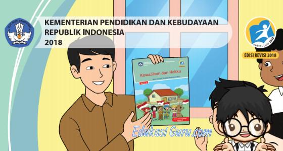 Buku Tema 4 Kelas 3 Revisi 2018 Kurikulum 2013